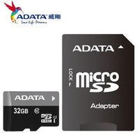 ADATA 威剛 Premier microSDHC UHS ^#45 I U1 32GB