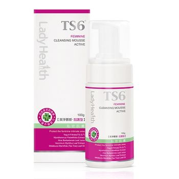 TS6護一生 潔淨慕斯-加護型(100g)