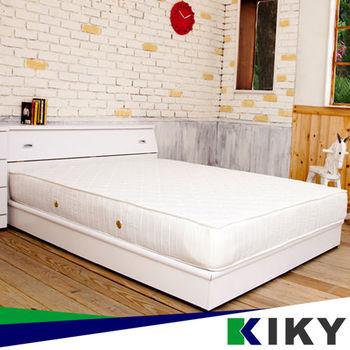KIKY 麗莎6尺床頭箱~100%台灣製造(白色)
