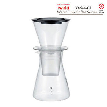 日本 IWAKI 冰滴咖啡壺組-440ML
