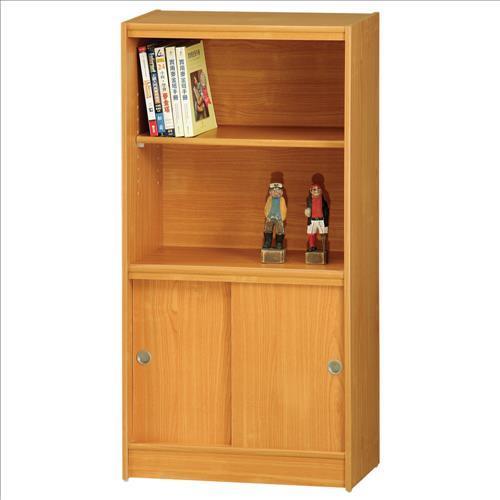 【時尚屋】[RC5]豪豐2x4尺玻璃拉門書櫃A06-1