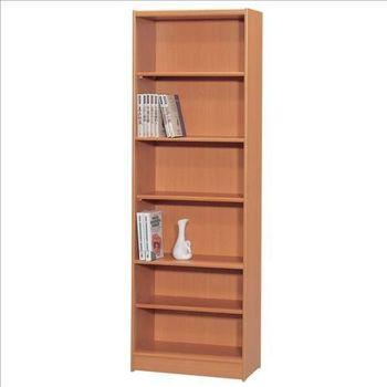 【時尚屋】[RC5]豪豐2x6尺開放式書櫃A01