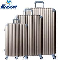 ~YC Eason~ 流線型可加大海關鎖款ABS硬殼行李箱三件組 ^#40 20 ^#43