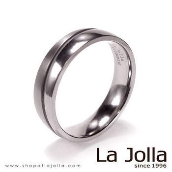 La Jolla 感性‧凱莉 純鈦戒指(男款)