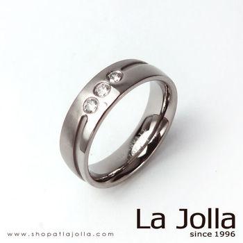 La Jolla 感性‧凱莉 純鈦戒指(女款)
