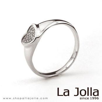 La Jolla 羽翼之心 純鈦戒指