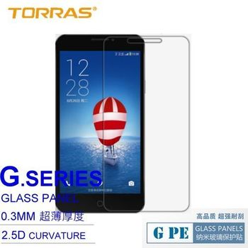 【TORRAS】Coolpad 酷派大神 F2 防爆鋼化玻璃貼 G PE 系列 9H硬度 0.3MM 2.5D導角 AGC玻璃 送面條線