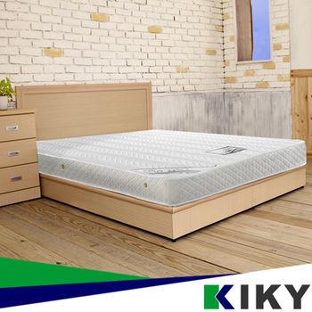 KIKY 麗莎3.5尺床底板~100%台灣製造(胡桃/白橡)
