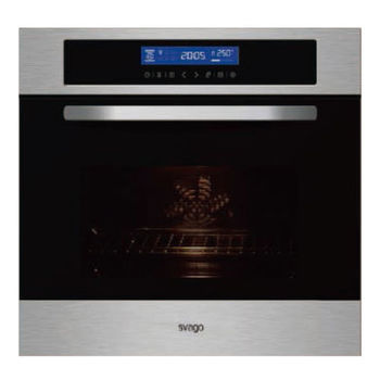 義大利 SVAGO 不鏽鋼崁入式烤箱 FDT4007 (不含安裝)
