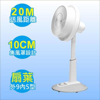 【歐頓】12吋噴流空氣循環扇(EEF-07C)