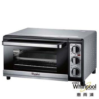 Whirlpool惠而浦25L機械烤箱 WTO250DB