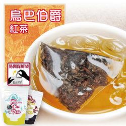 《台灣茶人》烏巴伯爵紅茶3角立體東森電視購物退貨茶包(濃郁花香18包/袋)