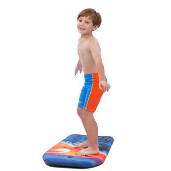 【sunseeker 泳裝】(42569藍)澳洲名品男童超人時尚泳褲