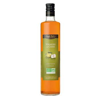 法國艾米爾諾耶 歐盟AB 諾曼地有機100%蘋果醋