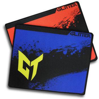 【Glitter】飆速聖域-電競用靜音纖維滑鼠墊
