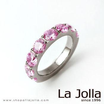 La Jolla Party女王 純鈦戒指