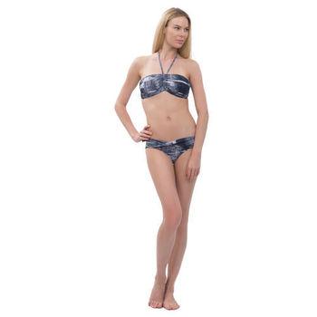 【sunseeker 泳裝】懷舊牛仔風女泳裝 (83659) S-XL 比基尼黑