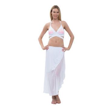 sunseeker澳洲名品泳裝 罩衫 84698 白 S-L