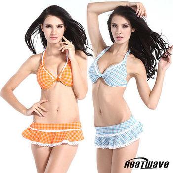 Heatwave 熱浪 泳裝 比基尼三件式-水漾麗格
