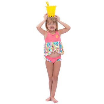 【sunseeker 泳裝】(53506)澳洲名品女童窈窕淑女系列泳裝