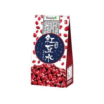 Simply高倍濃縮嚴選特濃紅豆水 (2g/包,15包/盒)