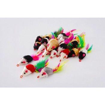 【MARUKAN】慌張小鼠19+1 小玩具CT-241 x 1入