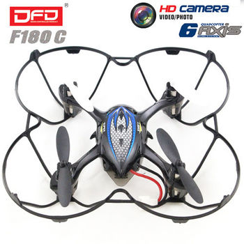 DFD 六軸全頻2.4G陀螺儀高畫質空拍飛行機F180C
