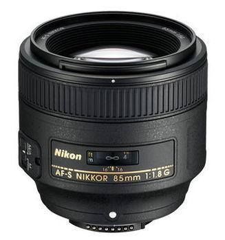 【Nikon】85mm F1.8G AF-S 人像定焦鏡 (公司貨)