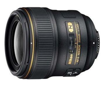 【Nikon】AF-S NIKKOR 35mm F1.4G (公司貨)