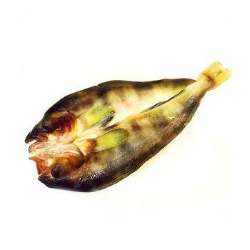 寶島福利站 北太平洋花魚一夜干5尾(270g/尾)