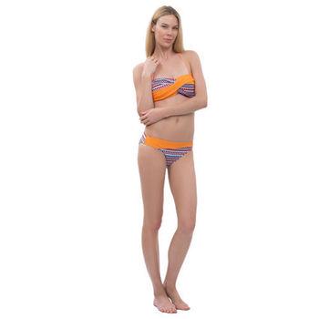 【sunseeker 泳裝】花卉圖騰風女比基尼褲款泳裝 (83695)S-XL