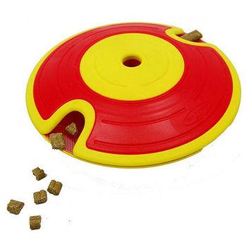 【Nina Ottosson】瑞典寵物益智玩具-狗狗迷宮飛盤(小型)