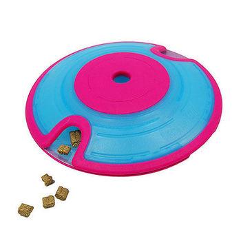 【Nina Ottosson】瑞典寵物益智玩具-貓貓迷宮飛盤(小型)