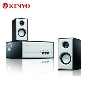 KINYO  重低音木質擴大音箱/喇叭 KY-670