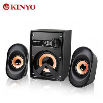 KINYO  精緻2.1聲道立體聲喇叭 KY-343