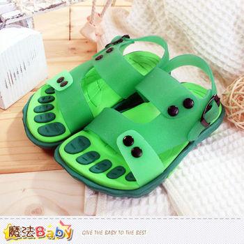 魔法Baby~果凍繽紛水陸涼鞋~sh6059