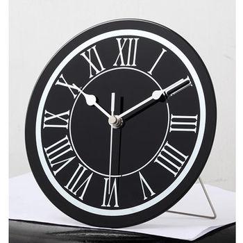 【凱堡】羅馬數字桌鐘
