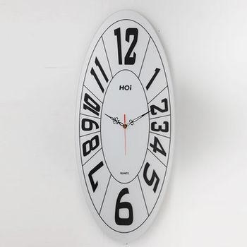 【凱堡】造型數字時鐘/掛鐘