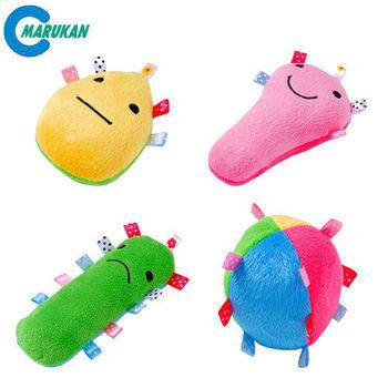 【MARUKAN】MK造型玩具 X 1入(雞蛋DP-482/湯匙DP-483/棒型DP-484/皮球DP-485)