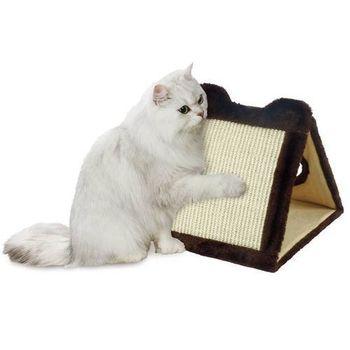 【MARUKAN】日本 三角貓抓板CT275 x 1入