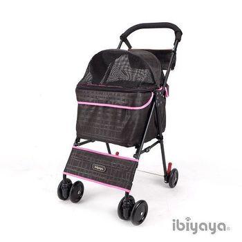 【IBIYAYA依比呀呀】黑旋風寵物推車/機車推車-黑(FS1432)