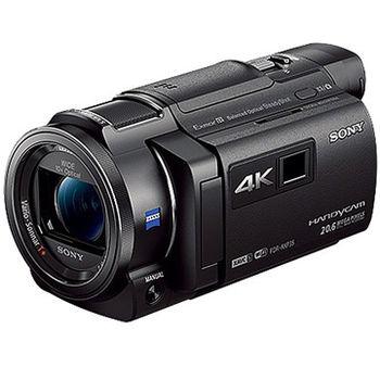 【64G+副電+座充組】SONY FDR-AXP35 4K數位攝影機 (中文平輸)~