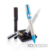 XD ^#45 Design Kube 4in1立架觸控原子筆
