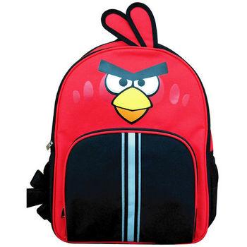 【Angry Birds憤怒鳥】雙層造型護脊書背包(AB_6057)