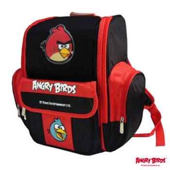 【Angry Birds憤怒鳥】EVA護脊雙層書背包(AB-4640)