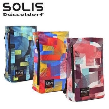 SOLIS〔馬戲團 Circus〕多功能方型背包《多色任選》