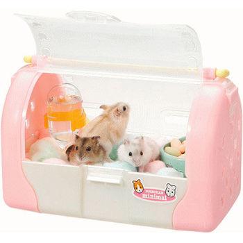 【MARUKAN】小動物 鼠鼠運輸籠 MR-380 x 1入