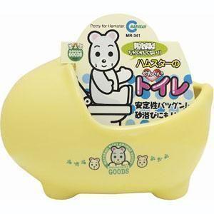 【MARUKAN】小動物 鼠鼠專用馬桶 MR-341 x 1入