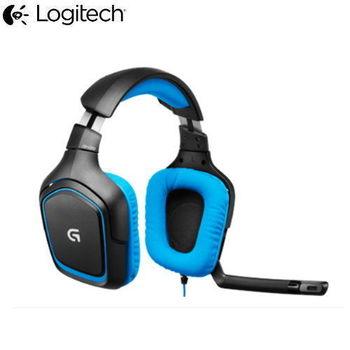 Logitech 羅技 G430 環繞音效遊戲耳機麥克風