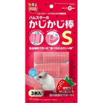 【MARUKAN】小動物 鼠籠可附加草莓香味棒MR-632 x 1入